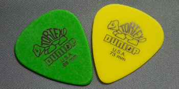 Jim Dunlop picks